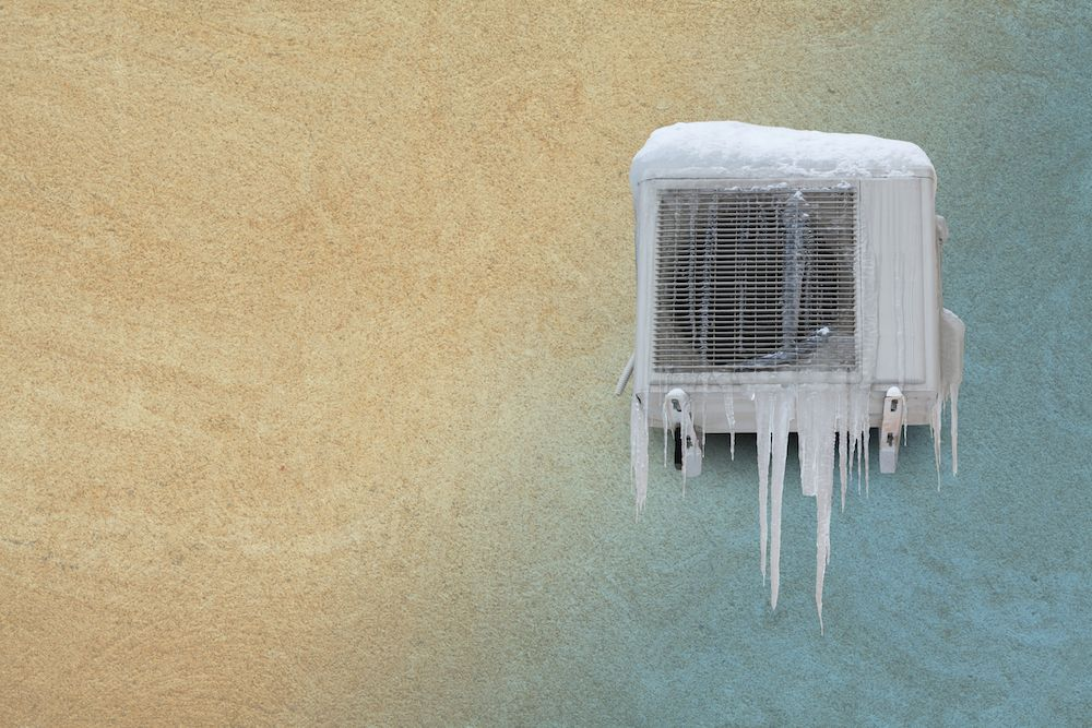 Why Your Air Conditioner Freezes Air conditioner, Home