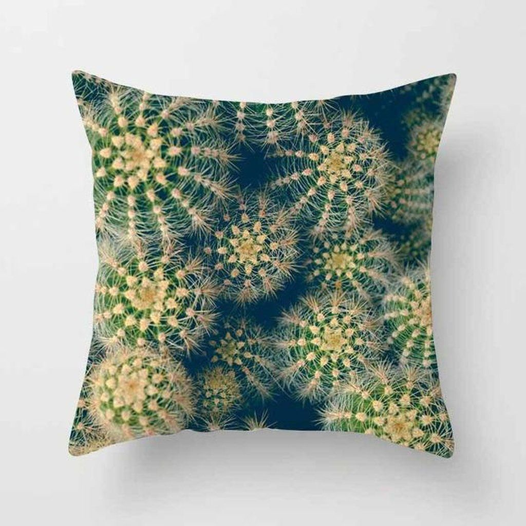 Vintage Flower Tropical Leaves Pillowcase Products Decorative