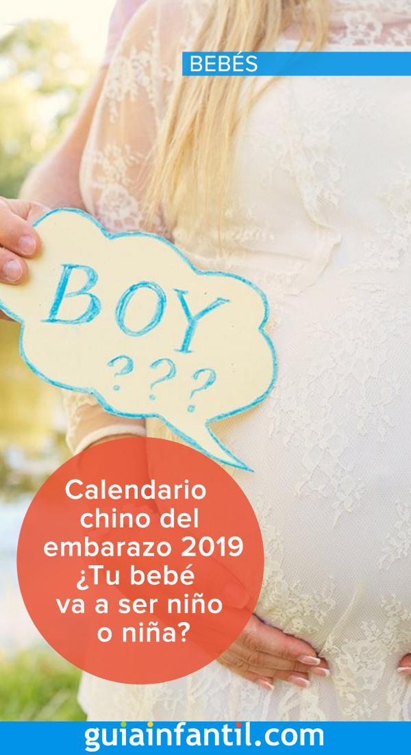 Calendario Chino De Embarazo Del 2019.Calendario Chino Del Embarazo 2019 Tu Bebe Va A Ser Nino O