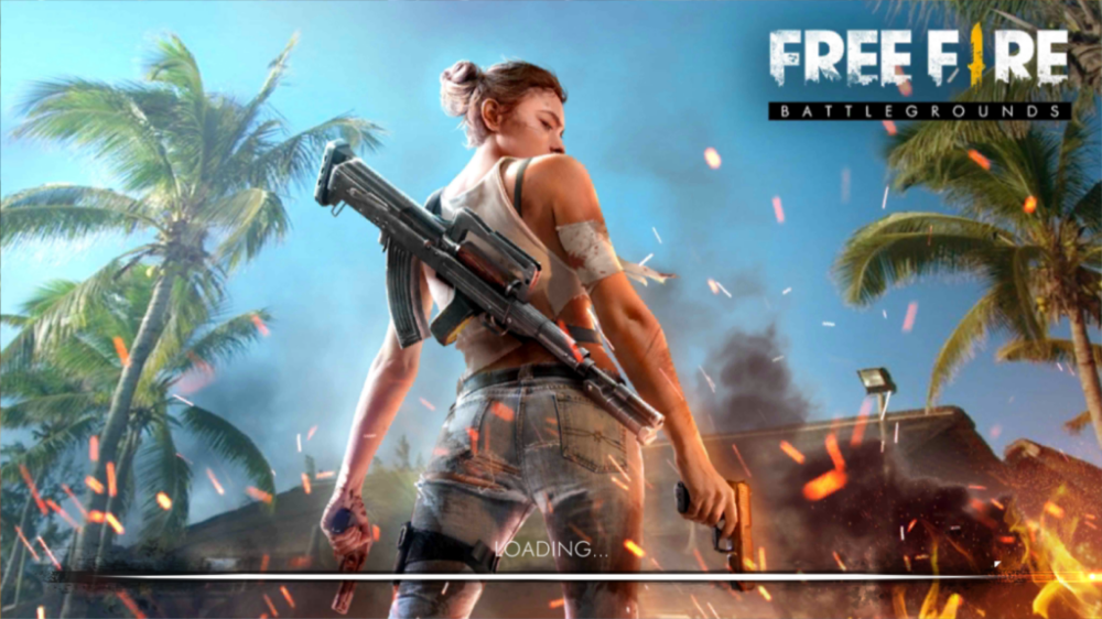 Garena Free Fire Characters Amazing Hd Wallpaper Lovely Tab Fire Image Latest Hd Wallpapers Free Games
