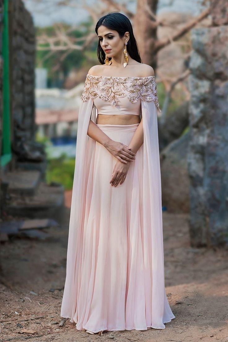 Indo western dress glitter world pinterest westerns indian