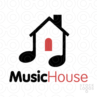 House music logos Google Search Music logo, House