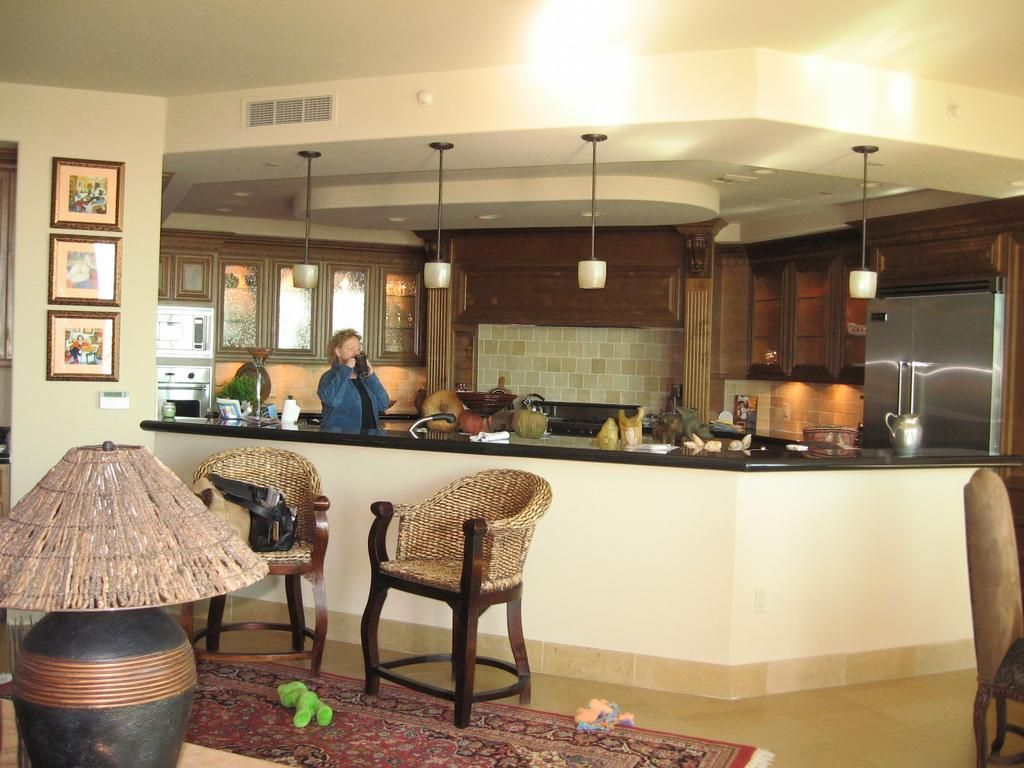 Best Las Vegas Condo Kitchen Before Provided By Accessory To 400 x 300