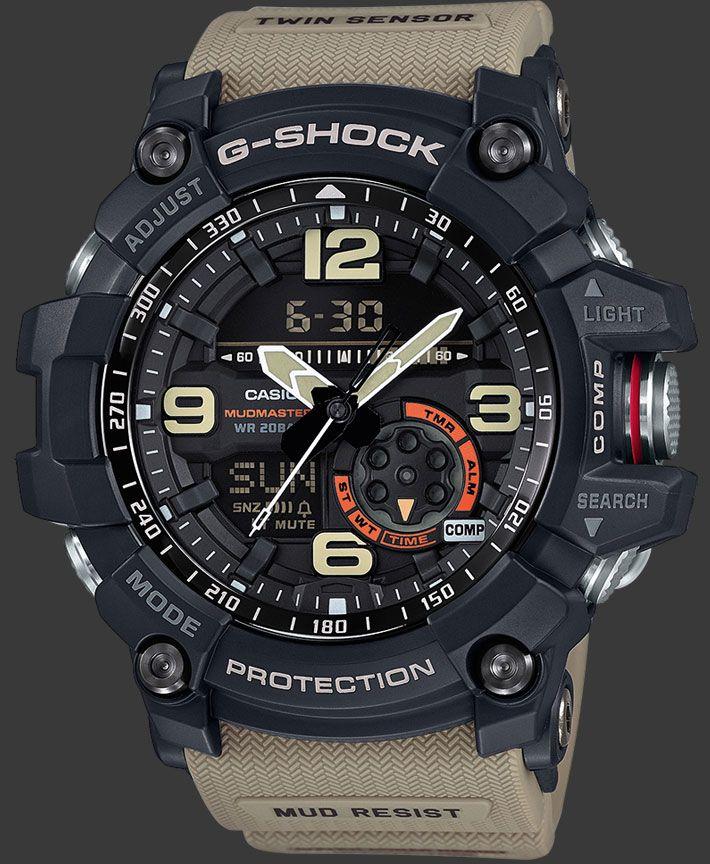 G-SHOCK - Watches - Premium - Mudmaster - GG-1000-1A5ER  c7894ea95e
