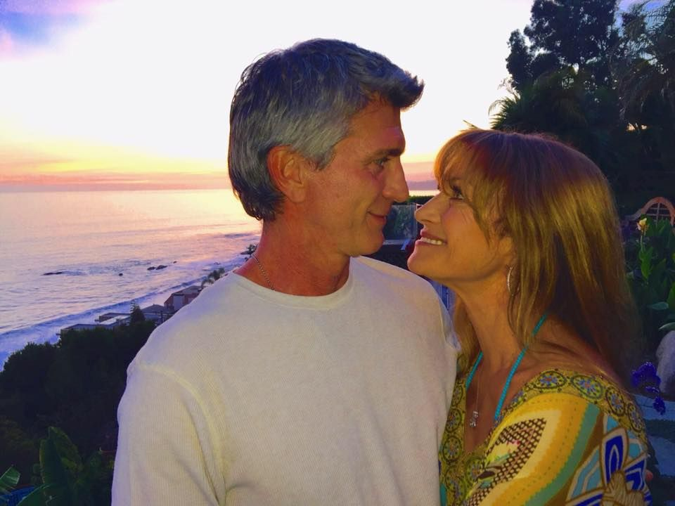 Jane Seymour And Joe Lando Stock Photos and Pictures ... |Joe Lando And Jane Seymour