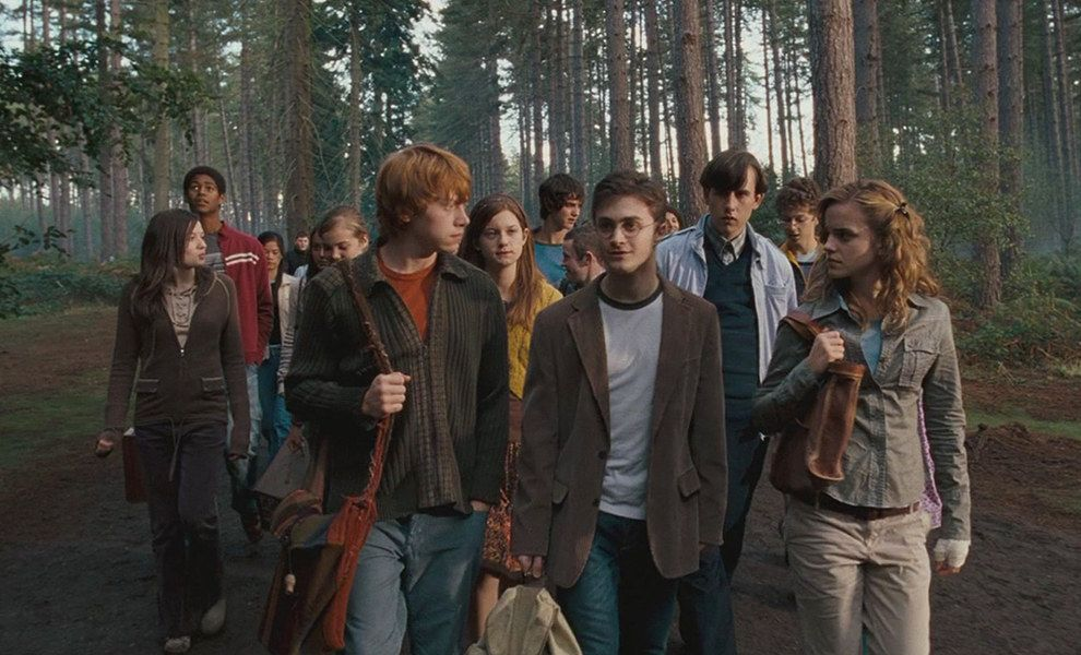Because it's where you learned that friends are the best things in life. | 64 Reasons Growing Up At Hogwarts Ruins You For Life