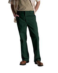 Dickies Men's 8.5 oz Twill Work Pant 874 Hunter grn 42