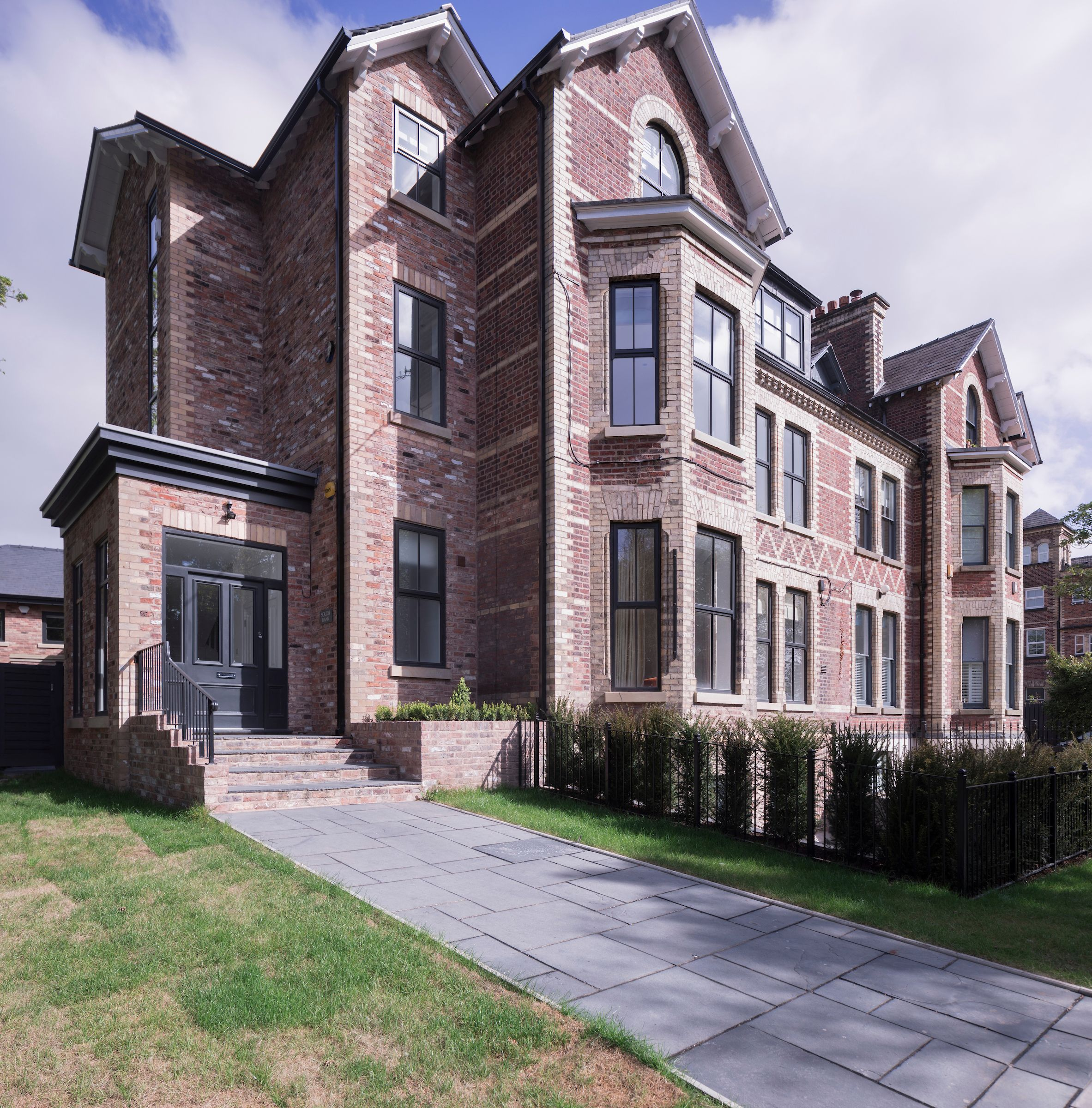 Cheshire Apartment renovation, House, House styles