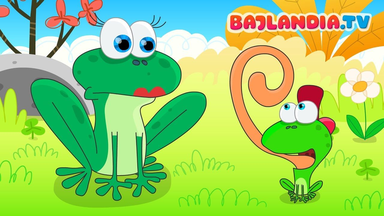 Byla Sobie Zabka Mala Piosenka Dla Dzieci Bajlandia Tv Easter Arts And Crafts Baby Photos Mario Characters