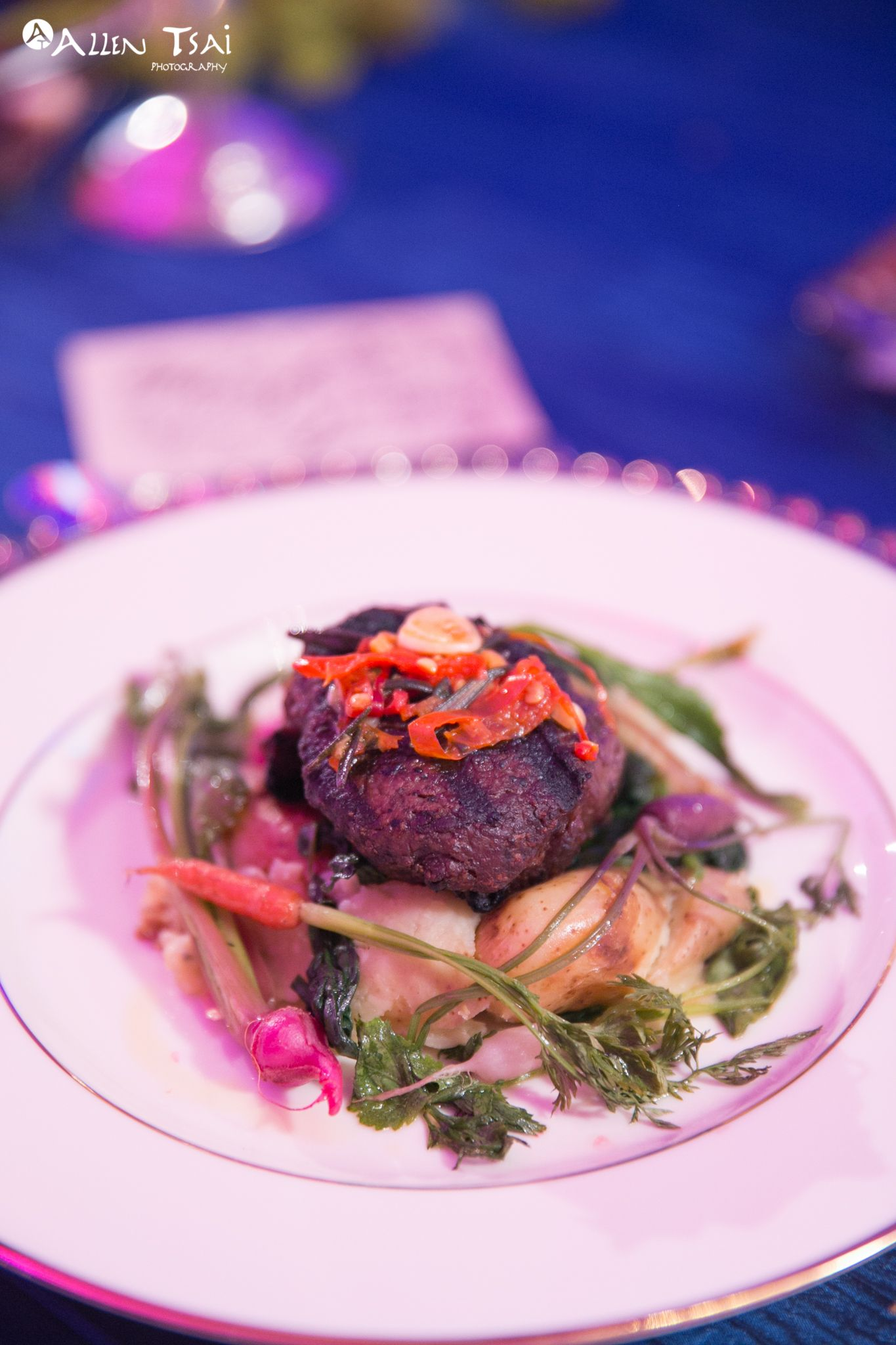 Petite Filet #foodie #plated #prairieballroom #hiltongranitepark ...