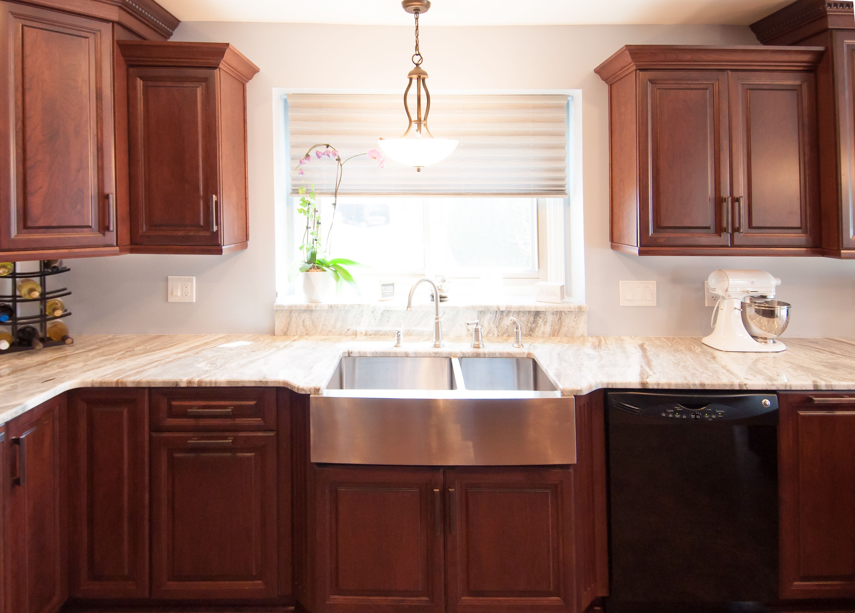 Love The Stainless Steel Sink In This Kitchen Renovated And