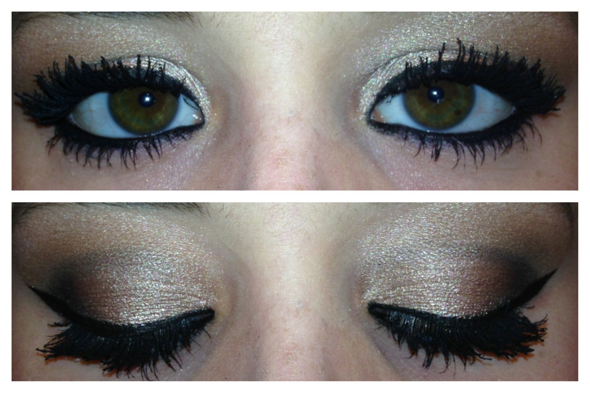 b9f0e001b0d No Falsies needed(; the key is Maybelline Colossal mascara<3 ...