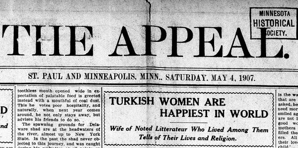 Afbeeldingsresultaat voor the appeal newspaper turkish women happiest