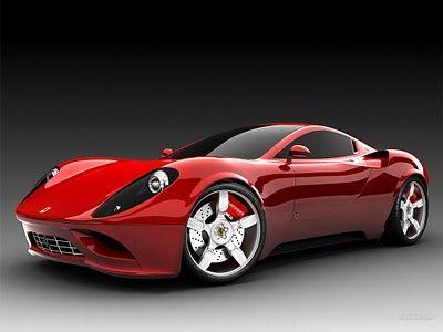 2012 New Ferrari Concept Official #newferrari