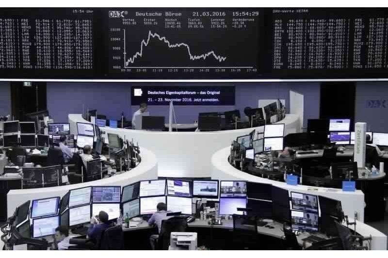 تصدرت شركات التعدين والبنوك خسائر الأسهم الأوروبية في ختام تعاملات الخميس التي عصفت بها موجة من عمليات ال Stock Exchange Bank Of America Global Stock Market