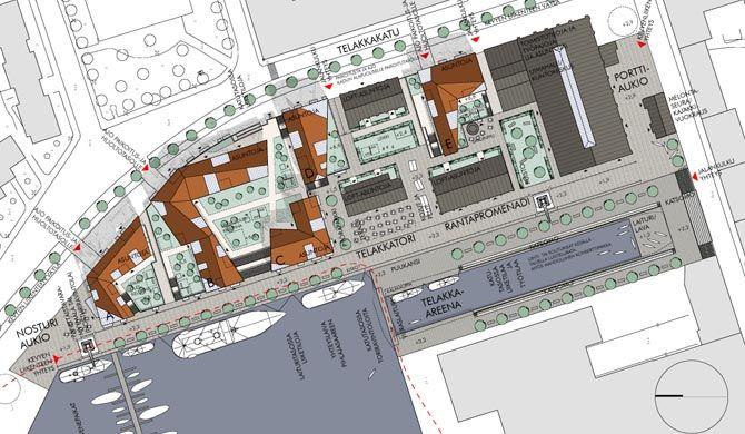 Verfi Hietalahti Arhitekturnaya Studiya Helin Ko Urban Diagram Texture