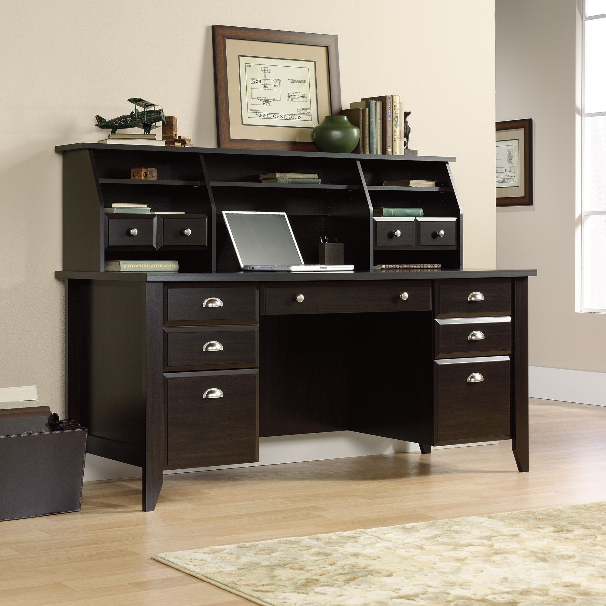 99 Executive Desk Hutch