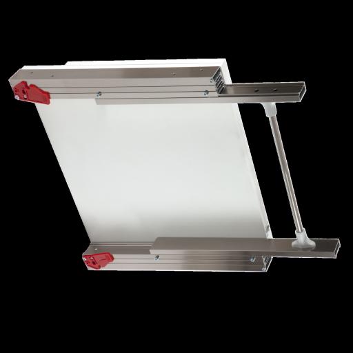 table escamotable pour meuble de 600 cuisines. Black Bedroom Furniture Sets. Home Design Ideas