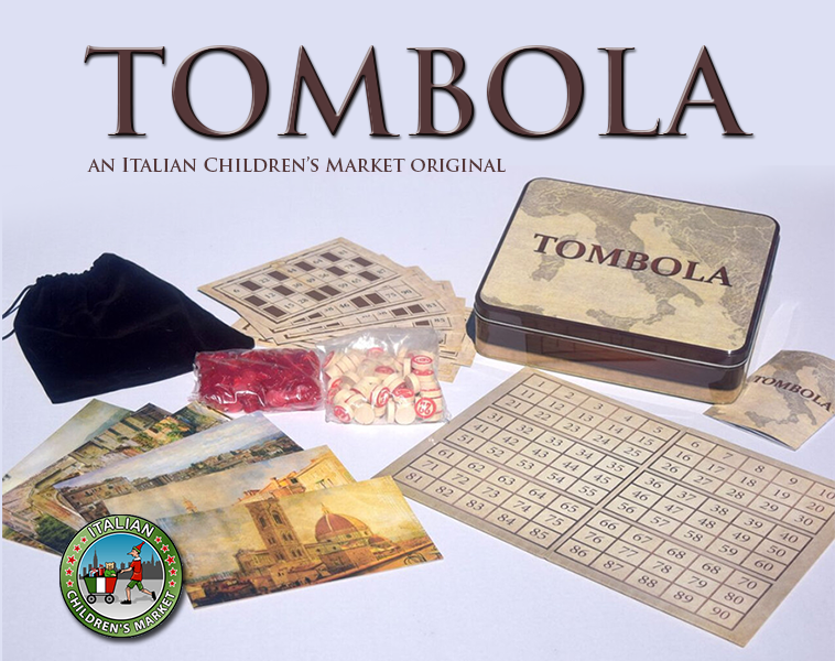 Tombola Game Tombola Game Games Childrens Games