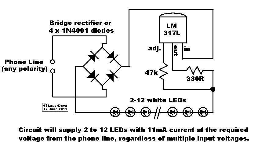esse  u00e9 um circuito de ilumina u00e7 u00e3o de emerg u00eancia com leds