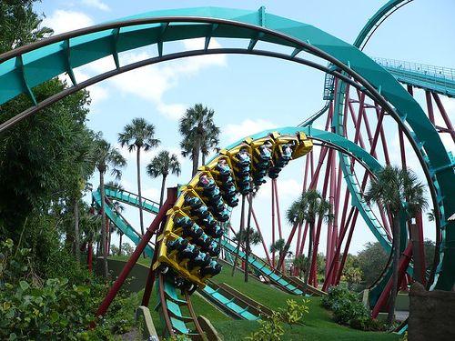 Montu busch gardens florida usa roller coasters - How far is busch gardens from orlando ...
