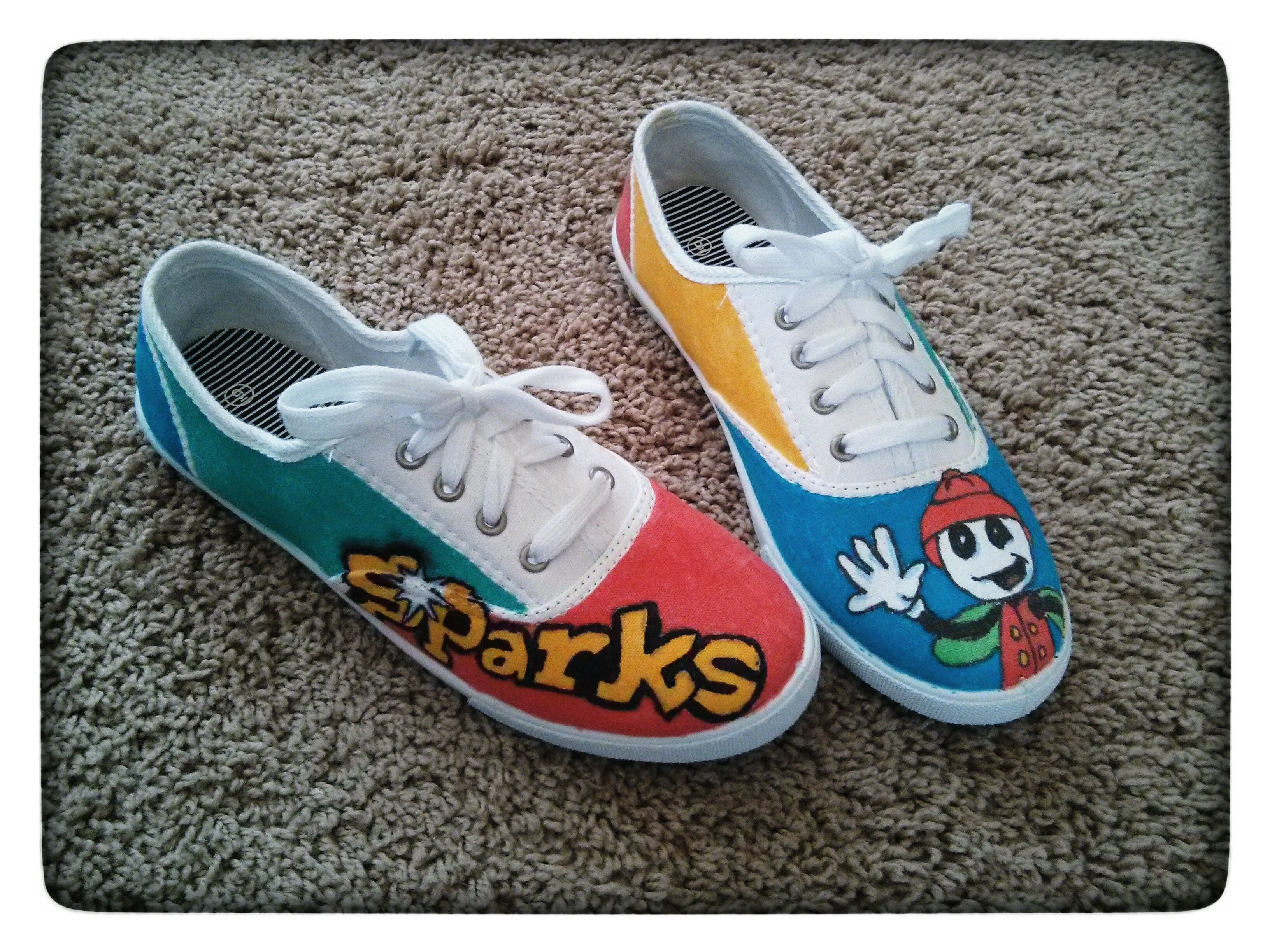 Awana Sparks Shoes Oh Yes S I Did