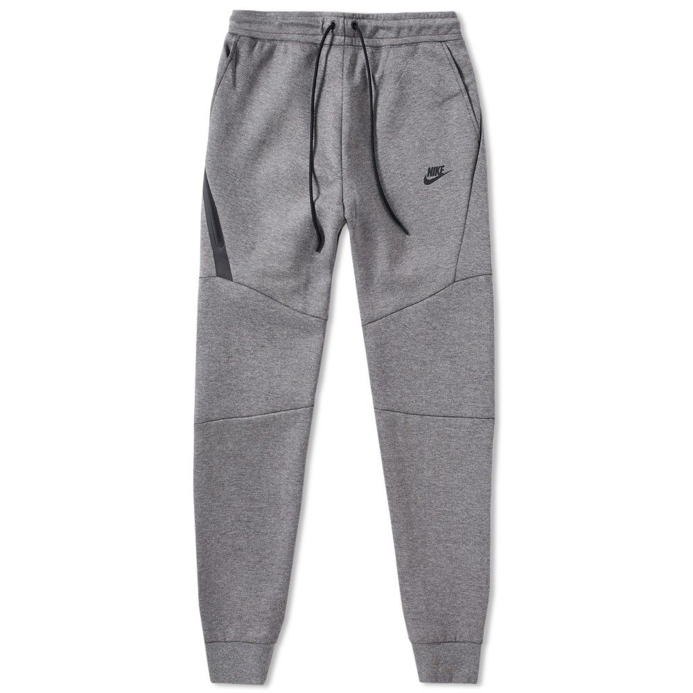 carbon heather nike pants