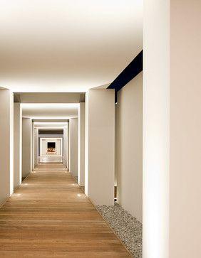 Villa AN2 Pecard Architecte tropical hall