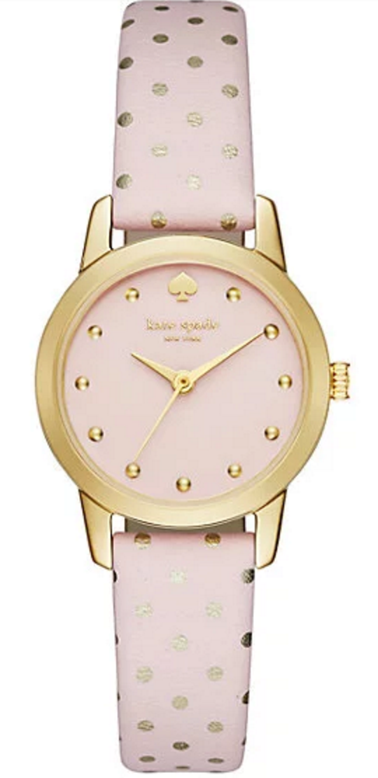 Love this beautiful kate spade watch - a steal at $105!