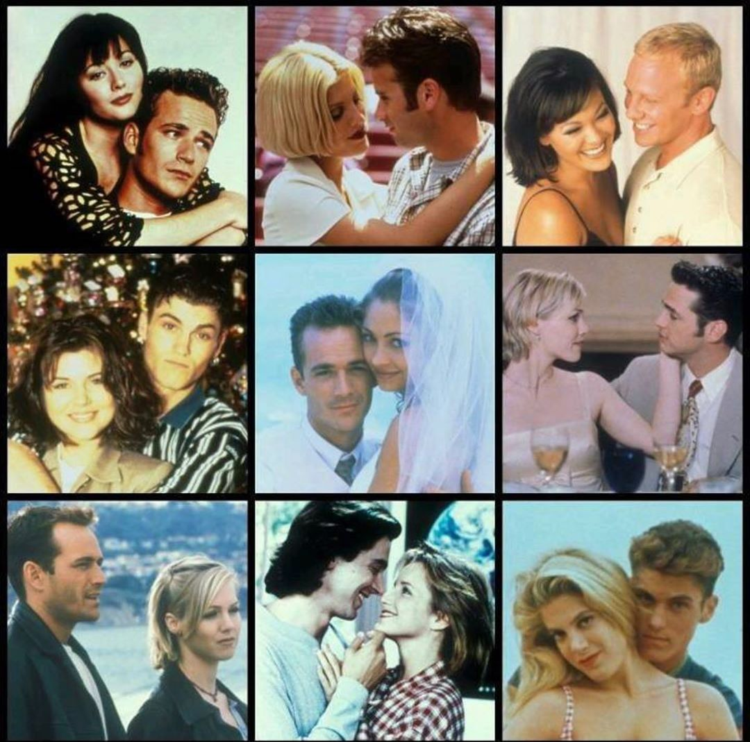 Ome Of Our Bh90210 Couples Who S Your Favorite Oh Let Me Guess Andrea And Dan Rubin Beverly Hills 90210 Beverly Hills Beverly