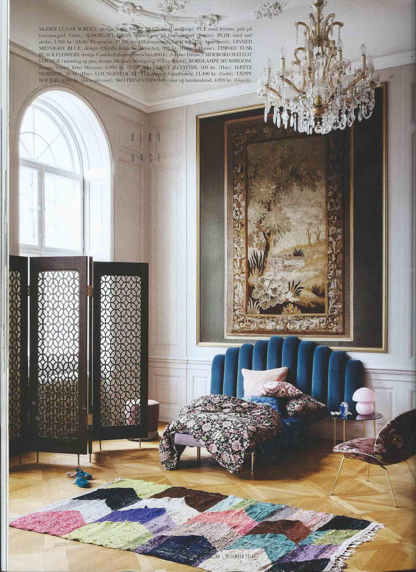 Moroccan Berber Rugs Handpicked By Kira Cph From The Danish Interior Magazine RUM