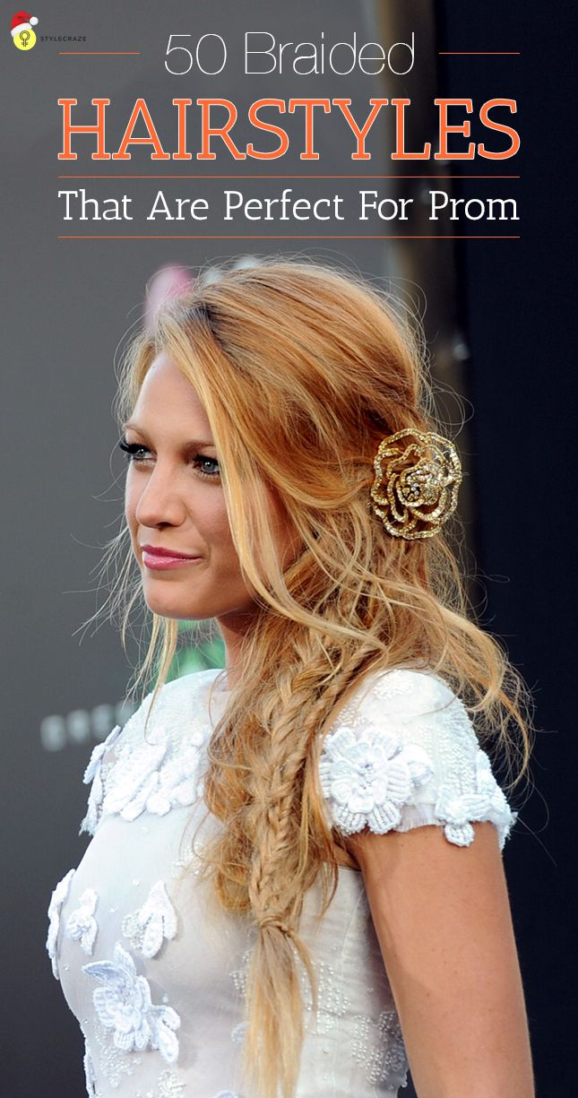 braided hairstyles that are perfect for prom pinterest