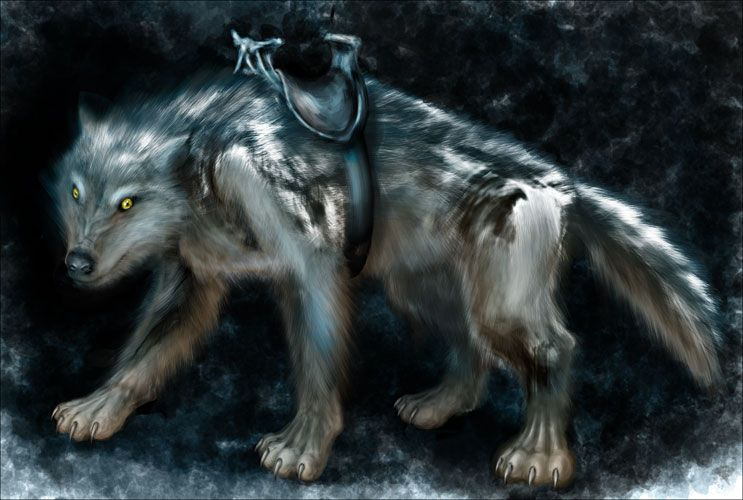 How to beat the Dire Wolf?