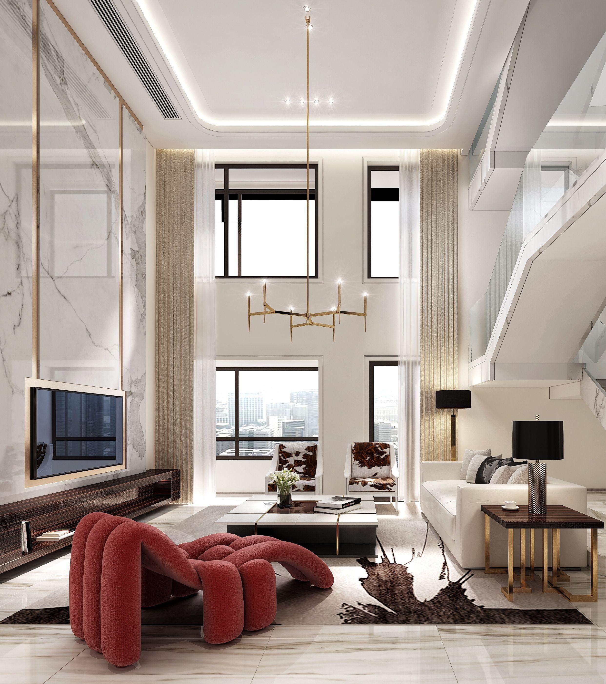 Mobilier Salon Moderne Design