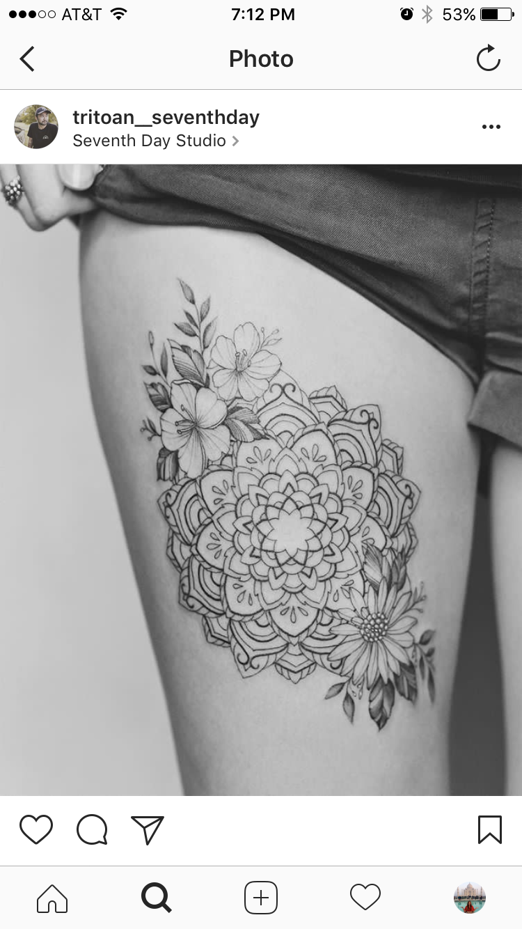Pin by Adelaise Morrow on Tattoo Body art, Flower tattoo
