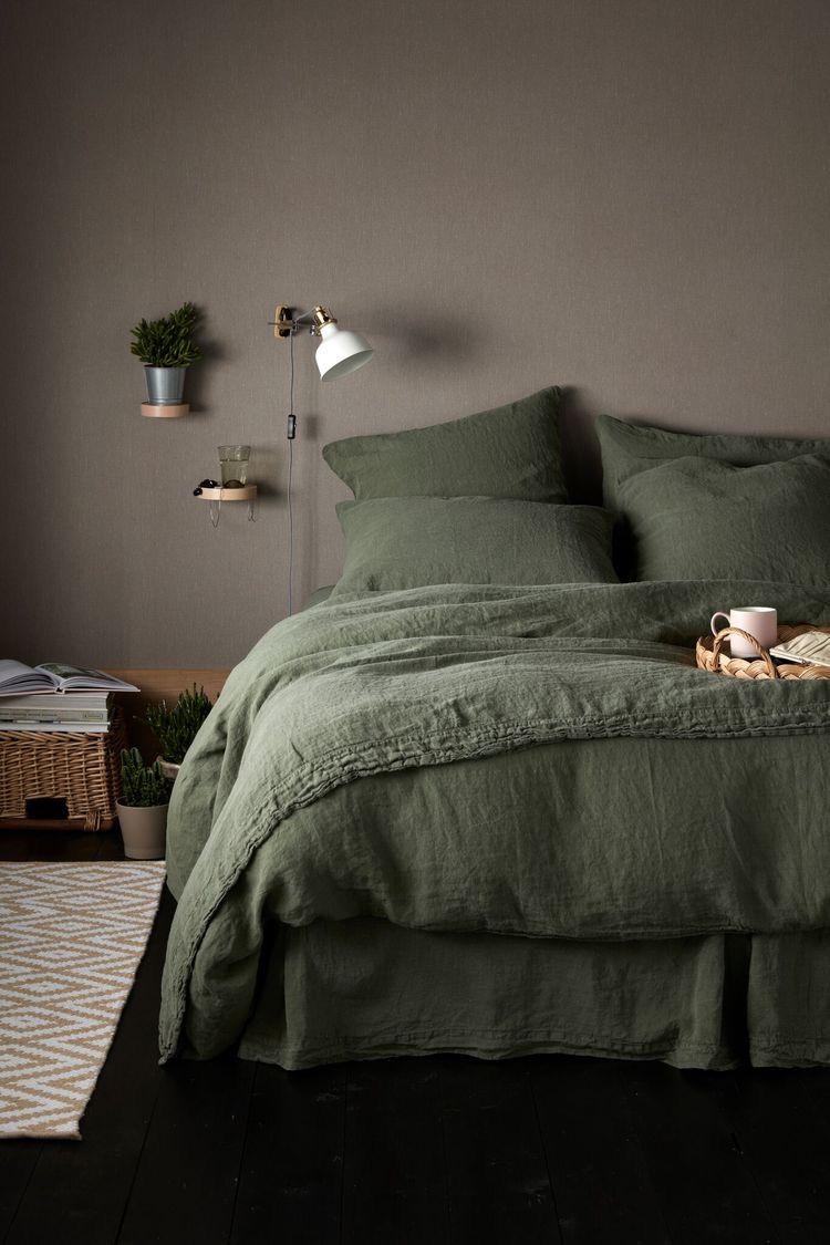 How To Decorate A Tumblr Room Click Here Roupa De Cama Verde Decoracao Casa Descoladas Quarto