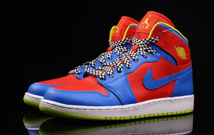 reputable site 5ed6e e4d60 Air Jordan 1 GS Nitro   Sole Collector