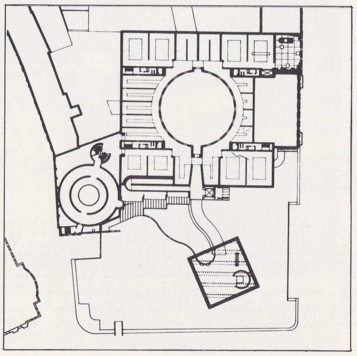 General notes james stirling architecture plan - General notes for interior design drawings ...