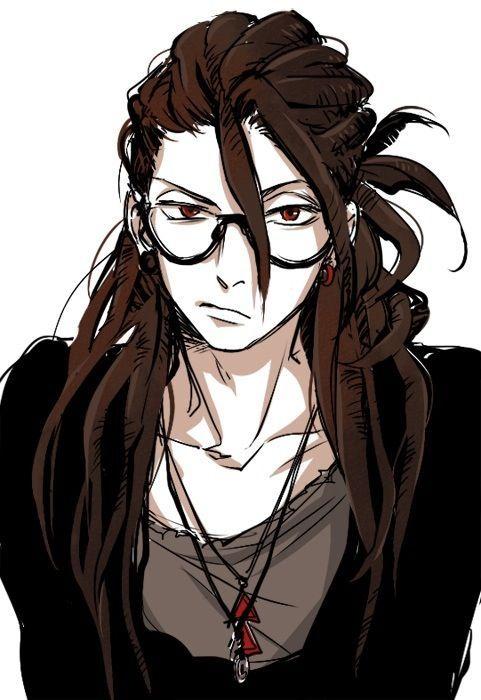Anime Boy With Dreads : anime, dreads, 341267dbe631a5546255e83aa86ea00b.jpg, (481×700), Character, Design,, Design, Inspiration,