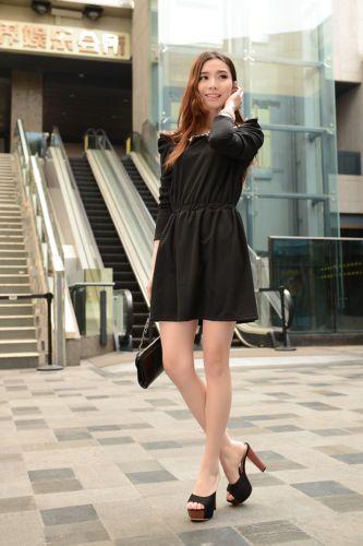 New Womens High Heel Open Toe Slipper Sandal Platform