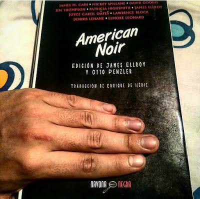Reseña De American Noir De James Ellroy Blog De Libros Jamar Americana