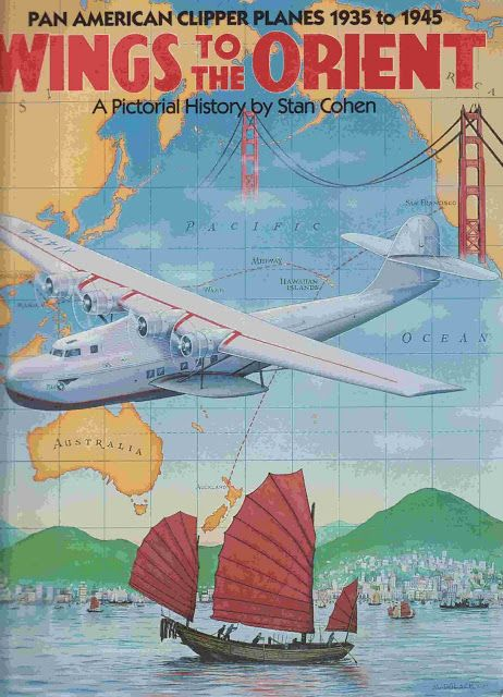 Luxury Liners In The Sky: Pan American Clipper Flying Boats