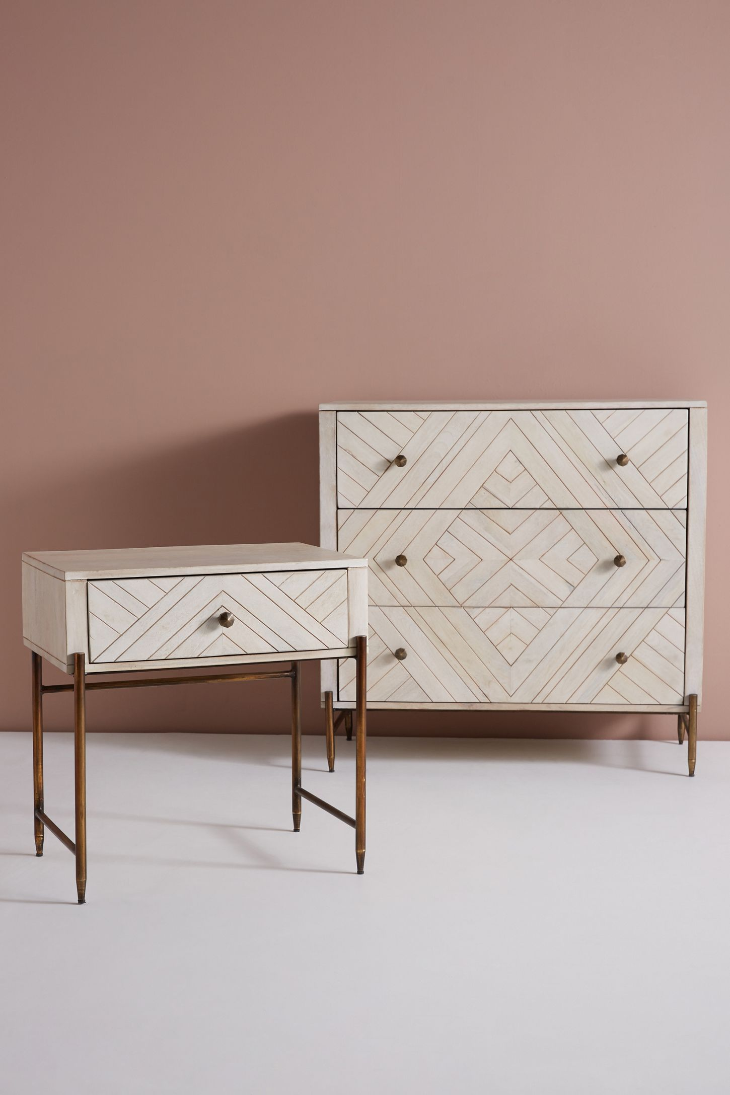 Embury Three Drawer Dresser Three Drawer Dresser Furniture