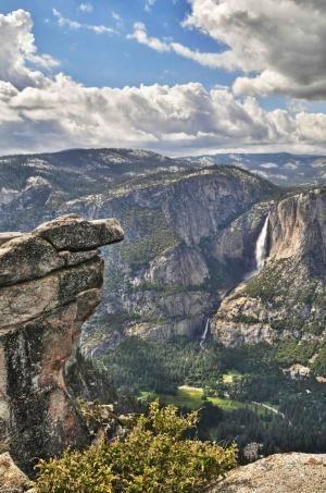 Parque Nacional de Yosemite, Califórnia por Eva0707