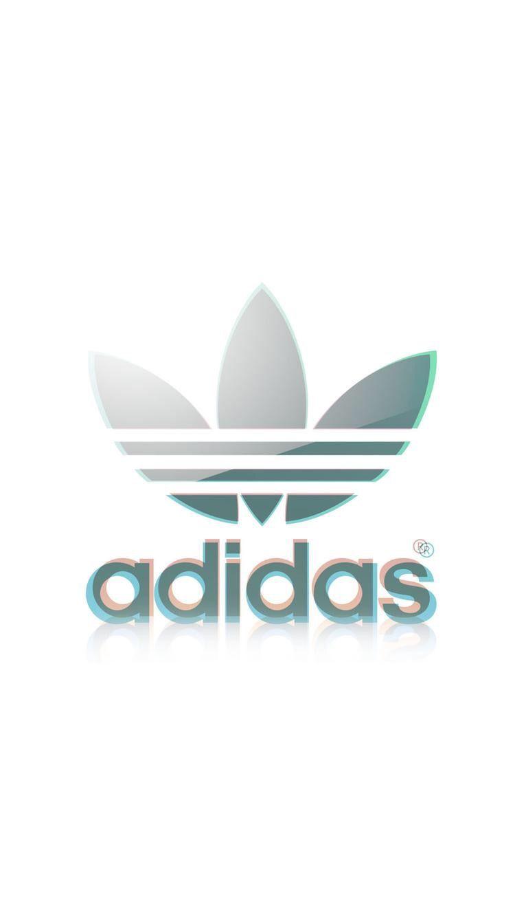 Pin By Queen On Fond D Ecran Adidas Adidas Logo Wallpapers Adidas Wallpapers Adidas