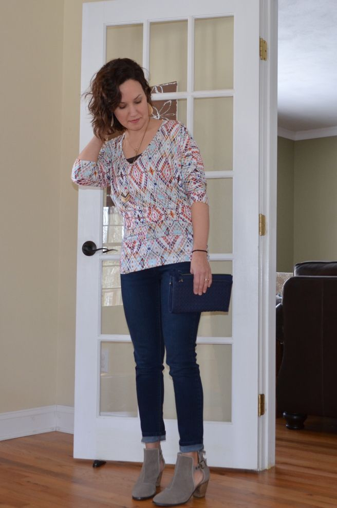 Market  U0026 Spruce Avah Knit Top Love That It U0026 39 S Knit  Dolman Sleeve And More Fitted  Stitch Fix