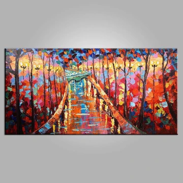 100 Hand Painted Canvas Painting Extra Large Modern Artwork Buy Paintings Online Abstract Painting For Sal In 2020 Huge Wall Art Canvas Paintings For Sale Painting