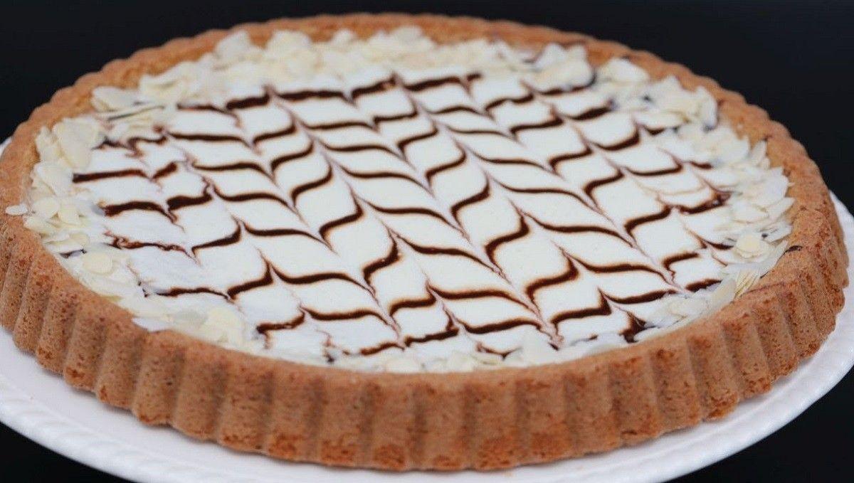 طريقة عمل تارت الجبنة بدون دقيق أو زبدة Food Desserts Pie