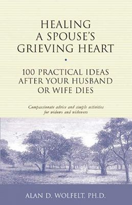 How to live after your husband dies