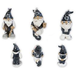 Penn State 3 Pack Of Gnome Christmas Ornaments - www.NittanyOutlet.com